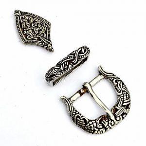 Ringerike Style Belt Set – 3 cm