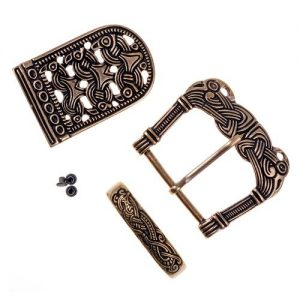 Viking Belt Set – 4.5 cm