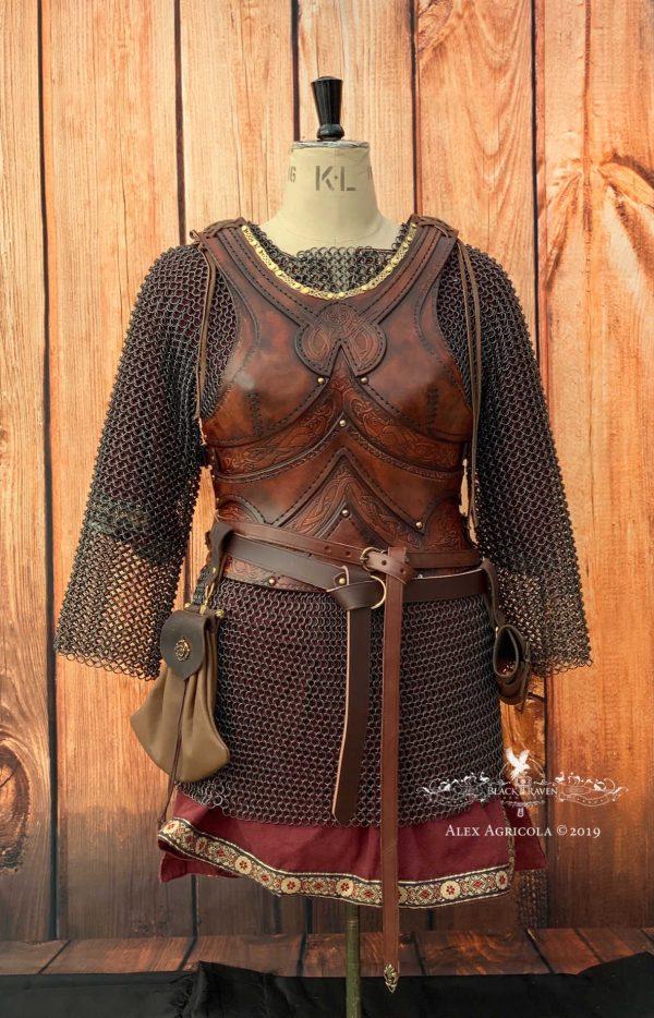 Freya Armour Large