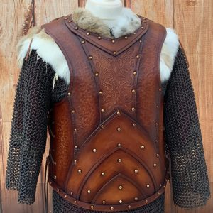 Jörmungandr LARP Leather Body – No Shoulders