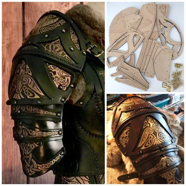 Clan Chief Shoulders Kit