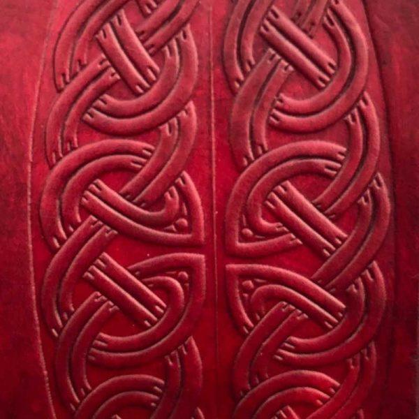 Dark Red Stain