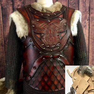 Odinson Leather Body Kit