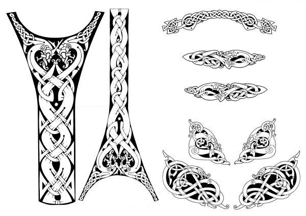 Sigrun Body Dragon Artwork