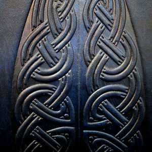 Water Based Leather Stain – Woad Blue