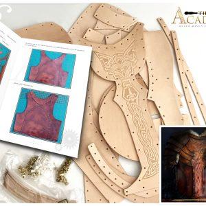 Vendel Leather Body Kit