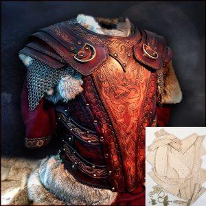 Asmund Leather Body Kit