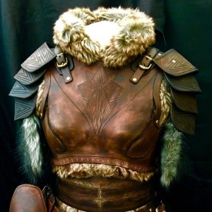 Shield Maiden Body Front